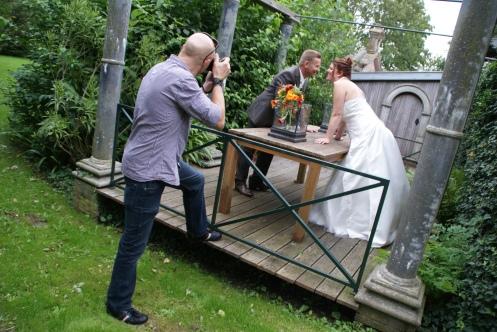 KopiSusu Fotografie in actie: trouwreportage
